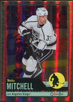 2012/13 Upper Deck O-Pee-Chee Rainbow #60 Willie Mitchell