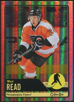 2012/13 Upper Deck O-Pee-Chee Rainbow #102 Matt Read
