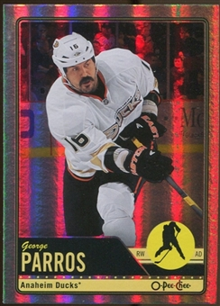 2012/13 Upper Deck O-Pee-Chee Rainbow #113 George Parros