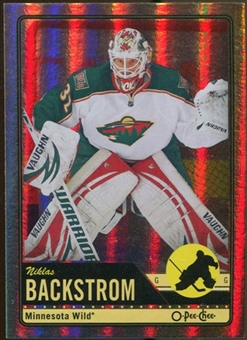 2012/13 Upper Deck O-Pee-Chee Rainbow #116 Niklas Backstrom