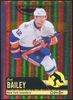2012/13 Upper Deck O-Pee-Chee Rainbow #125 Josh Bailey