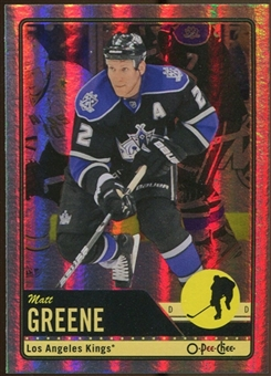 2012/13 Upper Deck O-Pee-Chee Rainbow #127 Matt Greene