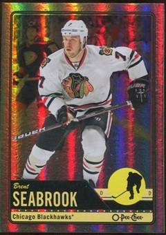 2012/13 Upper Deck O-Pee-Chee Rainbow #131 Brent Seabrook