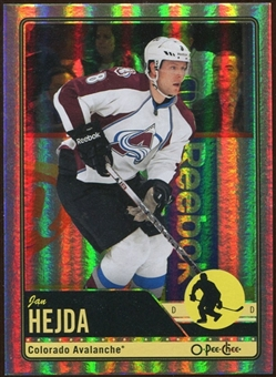 2012/13 Upper Deck O-Pee-Chee Rainbow #178 Jan Hejda
