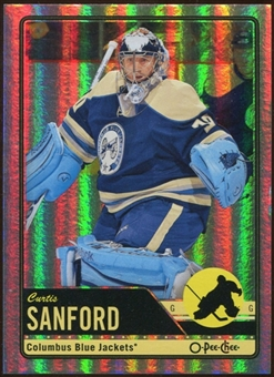 2012/13 Upper Deck O-Pee-Chee Rainbow #187 Curtis Sanford