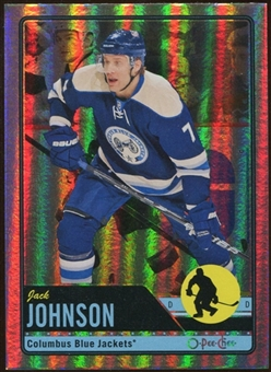 2012/13 Upper Deck O-Pee-Chee Rainbow #241 Jack Johnson