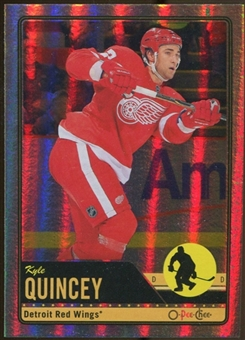2012/13 Upper Deck O-Pee-Chee Rainbow #326 Kyle Quincey
