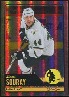 2012/13 Upper Deck O-Pee-Chee Rainbow #331 Sheldon Souray