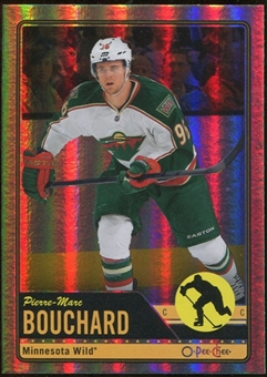 2012/13 Upper Deck O-Pee-Chee Rainbow #343 Pierre-Marc Bouchard