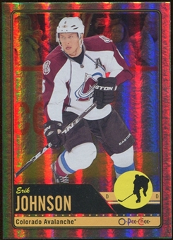 2012/13 Upper Deck O-Pee-Chee Rainbow #355 Erik Johnson