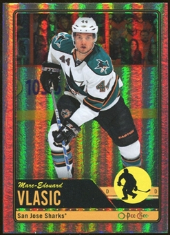 2012/13 Upper Deck O-Pee-Chee Rainbow #369 Marc-Edouard Vlasic