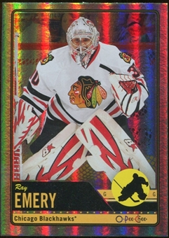 2012/13 Upper Deck O-Pee-Chee Rainbow #391 Ray Emery