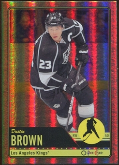 2012/13 Upper Deck O-Pee-Chee Rainbow #430 Dustin Brown