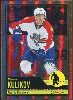 2012/13 Upper Deck O-Pee-Chee Rainbow #446 Dmitry Kulikov