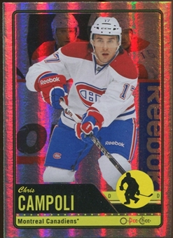 2012/13 Upper Deck O-Pee-Chee Rainbow #452 Chris Campoli