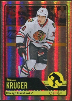 2012/13 Upper Deck O-Pee-Chee Rainbow #462 Marcus Kruger