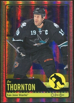 2012/13 Upper Deck O-Pee-Chee Rainbow #466 Joe Thornton