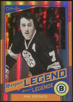 2012/13 Upper Deck O-Pee-Chee Rainbow #505 Phil Esposito