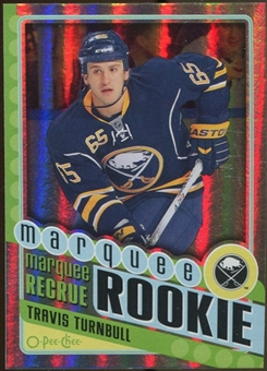 2012/13 Upper Deck O-Pee-Chee Rainbow #557 Travis Turnbull