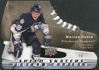 2008/09 McDonald's Upper Deck Speed Skaters #SS4 Marian Hossa