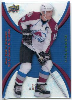 2008/09 McDonald's Upper Deck Clear Path to Greatness #CP1 Joe Sakic