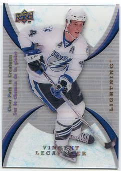 2008/09 McDonald's Upper Deck Clear Path to Greatness #CP3 Vincent Lecavalier