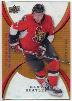 2008/09 McDonald's Upper Deck Clear Path to Greatness #CP4 Dany Heatley
