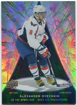 2009/10 McDonald's Upper Deck In the Spotlight #IS1 Alexander Ovechkin