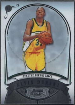 2007/08 Bowman Sterling #KD Kevin Durant Rookie