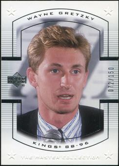 2000 Upper Deck Wayne Gretzky Master Collection US #8 Wayne Gretzky 72/150