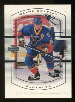 2000 Upper Deck Wayne Gretzky Master Collection US #12 Wayne Gretzky 118/150