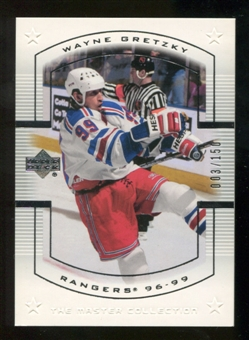 2000 Upper Deck Wayne Gretzky Master Collection US #16 Wayne Gretzky /150