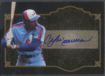 2007 SP Legendary Cuts #AD2 Andre Dawson Legendary Signatures Auto #184/199