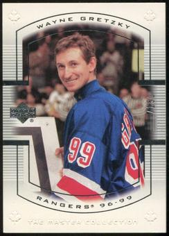 2000 Upper Deck Wayne Gretzky Master Collection Canada #13 Wayne Gretzky /150