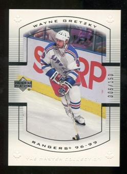 2000 Upper Deck Wayne Gretzky Master Collection Canada #14 Wayne Gretzky 6/150