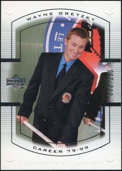 2000 Upper Deck Wayne Gretzky Master Collection Canada #18 Wayne Gretzky 8/150