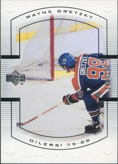 2000 Upper Deck Wayne Gretzky Master Collection Canada #3 Wayne Gretzky 149/150