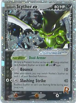 Pokemon Team Rocket Returns Single Rocket's Scyther ex 102/109