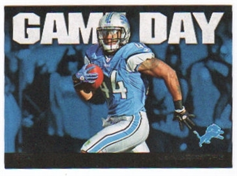 2011 Topps Game Day #GDJBE Jahvid Best