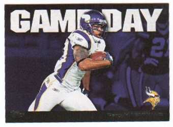 2011 Topps Game Day #GDPH Percy Harvin