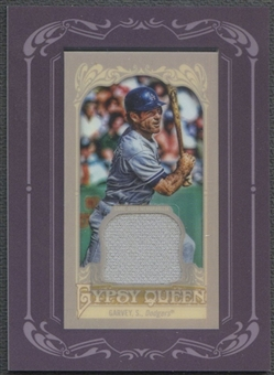 2012 Topps Gypsy Queen #SG Steve Garvey Framed Mini Relic Jersey