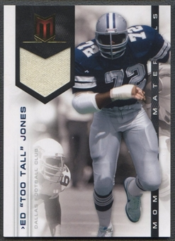 2012 Momentum #31 Ed Too Tall Jones Materials Jersey #139/199