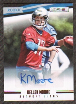 2012 Panini Rookies and Stars Autographs #182 Kellen Moore Autograph /399