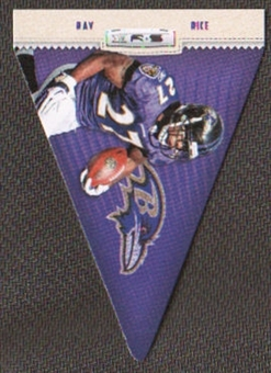 2012 Panini Rookies and Stars Player Pennant #3 Ray Rice