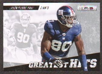 2012 Panini Rookies and Stars Longevity Greatest Hits #14 Jason Pierre-Paul