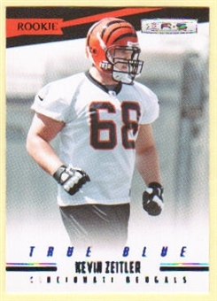 2012 Panini Rookies and Stars True Blue #184 Kevin Zeitler