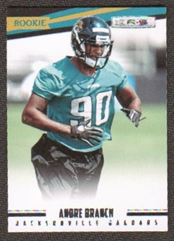 2012 Panini Rookies and Stars #153 Andre Branch