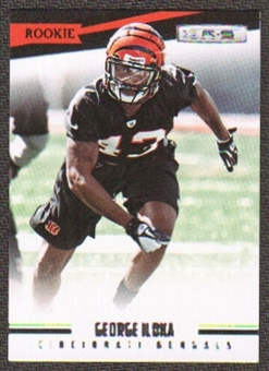 2012 Panini Rookies and Stars #175 George Iloka