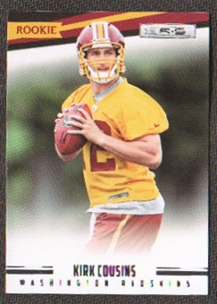 2012 Panini Rookies and Stars #185 Kirk Cousins