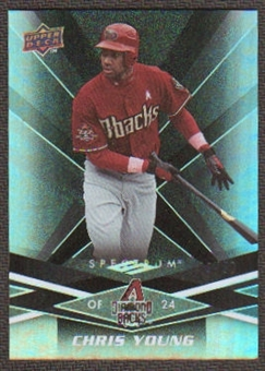 2009 Upper Deck Spectrum Black #3 Chris B. Young /50